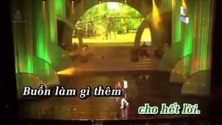 TIEN EM THEO CHONG KARAOKE] DUONG NGOC THAI