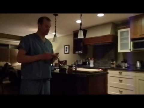 Dr. Murray Matheson: How to brush your dog's teeth with an Oral B style electric toothbrush