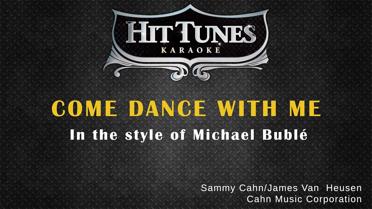 Michael Bublé - Come Dance With Me - Karaoke
