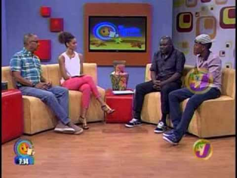 Cordel Green - Executive Director, Broadcasting Commission (BCJ) on TVJ Smile Jamaica