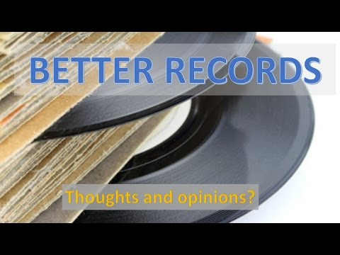 Better Records:  Are They Out There?  My...