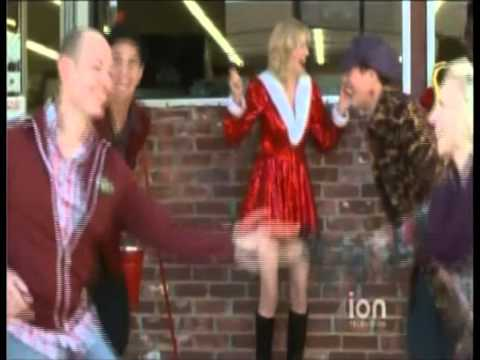 A Perfect Christmas List - Unexpected Dance Number - YouTube