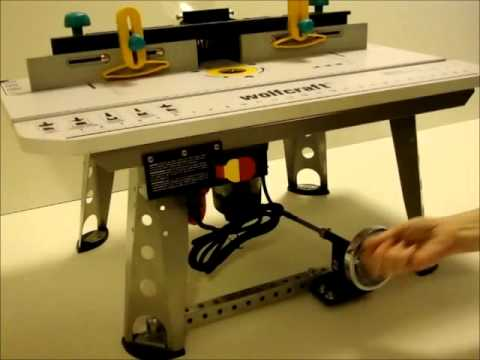 Newly patented router lift youtube newly patented router lift keyboard keysfo Gallery