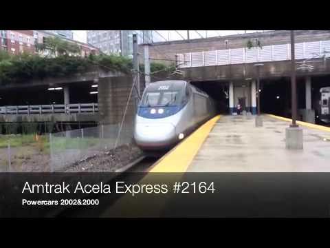 Trains in Providence, RI