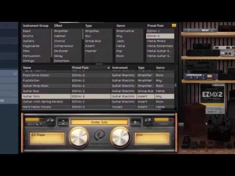 Video Ezmix 2 - Tutorial - Português