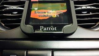 Instalación del Parrot MKI9200 Seat ibiza (unboxing)