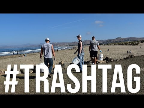 Aaron Zytle - #Trashtag Is Getting Teens To Clean Up The Planet