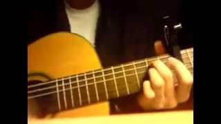 Xin lỗi anh yêu em-guitar-Chính Phúc(birain-AOF)