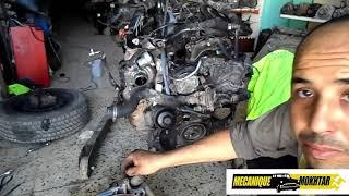 Mécanique mokhtar  - casse moteur  bielle coulée