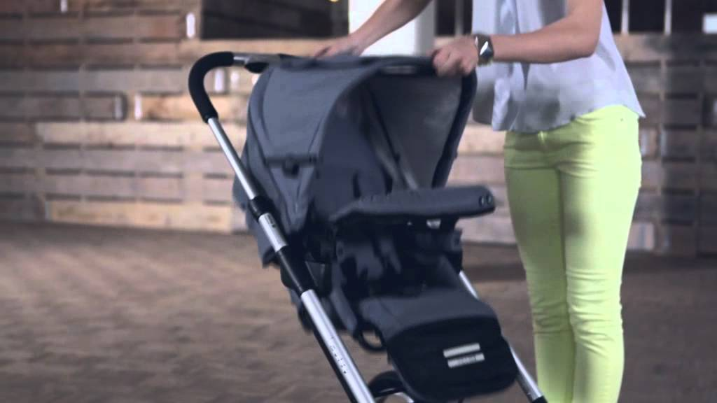 Wonderbaarlijk Mutsy 4RIDER SINGLE SPOKE : with carry cot and different seat FB-52