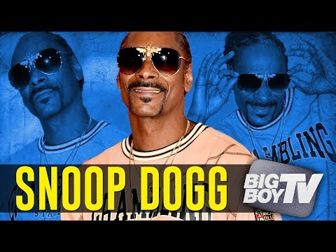 Snoop Dogg on His Walk of Fame Star, His New Play & A lot More