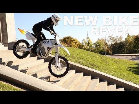 THE TIME HAS COME... MY NEW ALTA REDSHIFT E-BIKE!!! Urban Moto