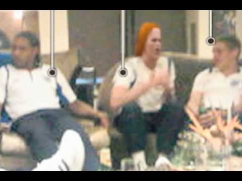 Rocky Dennis in England Football Team Shame and Lennon Smoking (PES 2011)