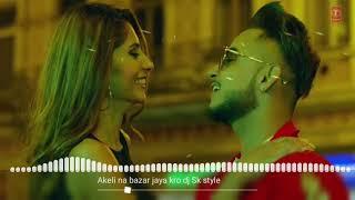 akeli-na-bazar-jaya-kro-dj-sk-style-unreilsed-2k18-song