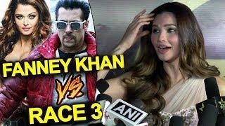 Daisy Shah's Reaction On Race 3 CLASHING with Aishwarya Rai's Fanney Khan