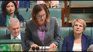 Parliament - 26 February 2018 - Question Time Murray-Darling Basin