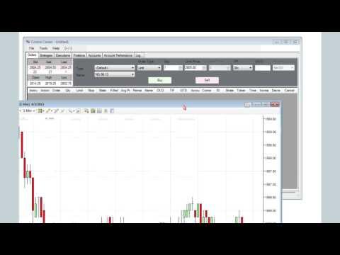 charting-level-1---ninjatrader-7-training---4/3/2013