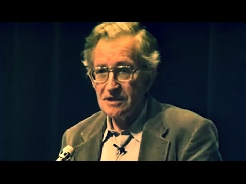 Noam Chomsky - Language and Music