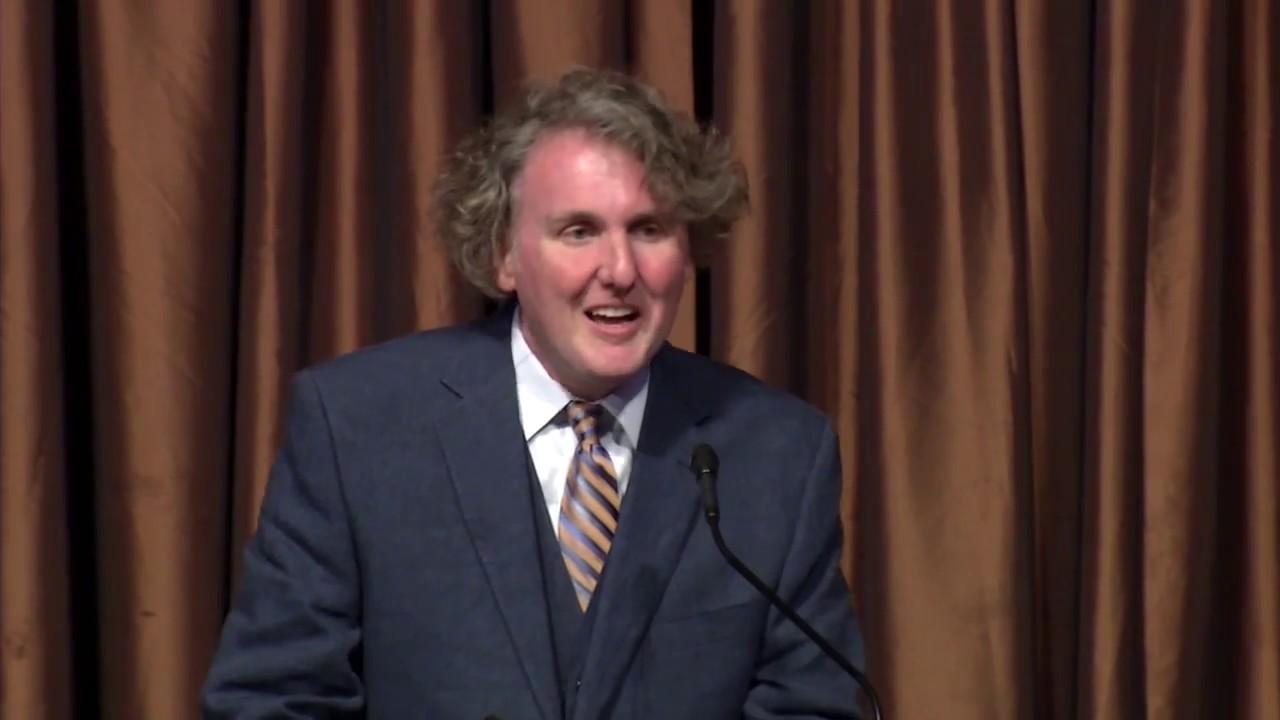 Chris Heffernan Keynote Speech at the H2O for Life 2018 Water Ball