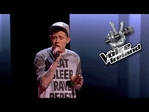 Dan Roche - Let Me Love You - The Voice of Ireland - Blind Audition - Series 5 Ep3
