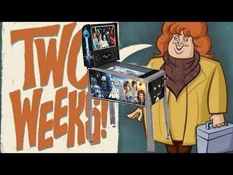 Arcade1up Star Wars/Marvel pinball release 2 weeks away, plus more virtual pinball news from Evil Genius Entertainment