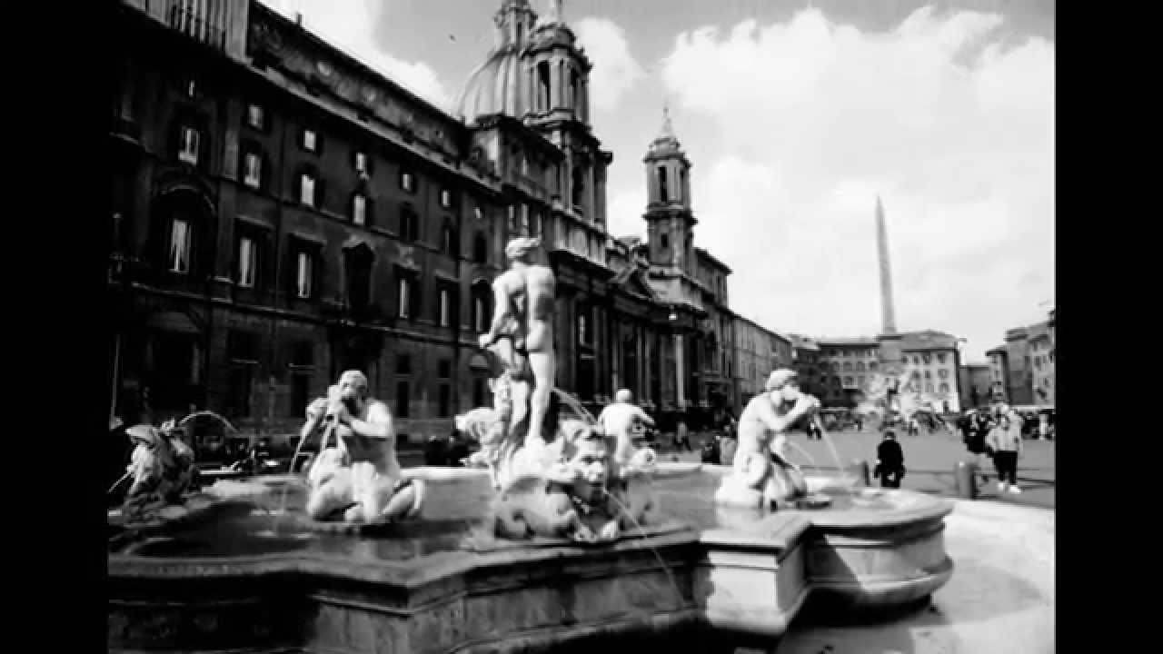 Angelo calvino roma in bianco e nero youtube for Roma in bianco e nero