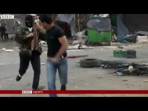 BBC News - Syria conflict: EU to discuss amending arms embargo