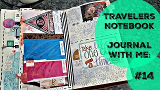 travelers notebook journal with me 14 a5 midori
