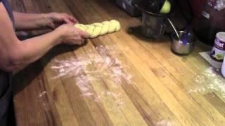 Making Cardamom Bread With Beth