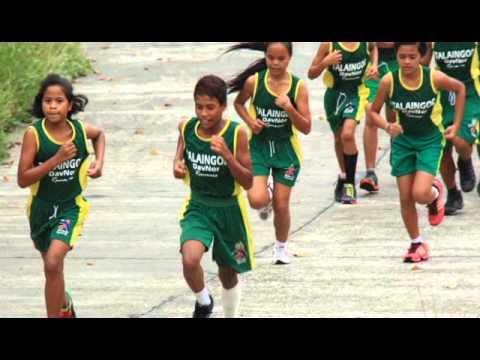 Talaingod-DavNor Runners Program