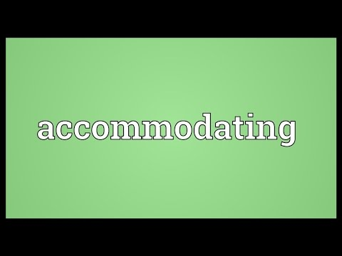 Accommodating Meaning
