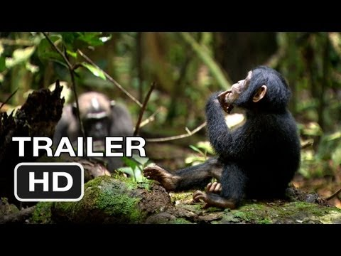 Chimpanzee Official Trailer #1 (2012) Disney Nature Movie HD