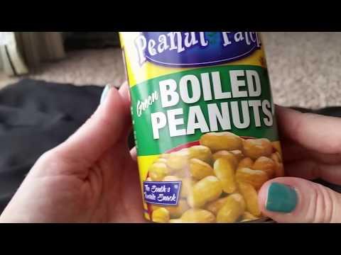 ASMR Southern Foods Soft Spoken