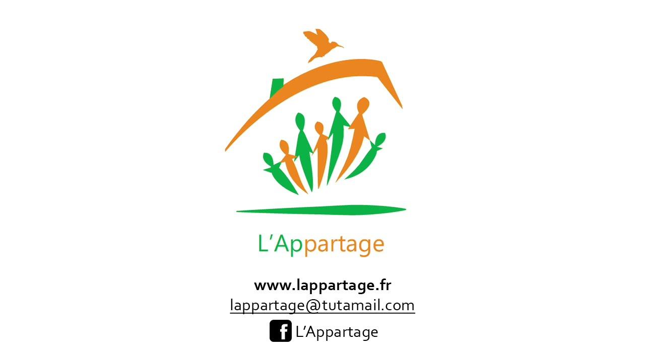 L'appartage - Accueil