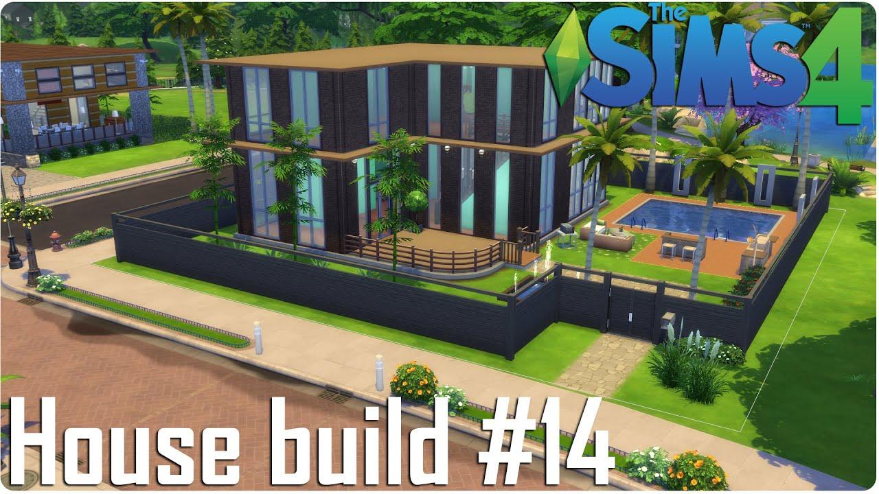 The Sims 4 Fancy House TUTORIALHD EP14 YouTube