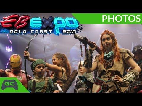 EB Expo 2017 Gold Coast | Cosplay | Photos