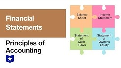 Financial Statements | Principles of Accounting