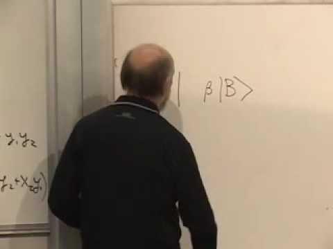Lecture 2 | Modern Physics: Quantum Mechanics (Stanford)