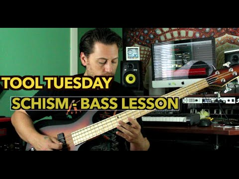 Schism Bass Lesson Tool Tuesday