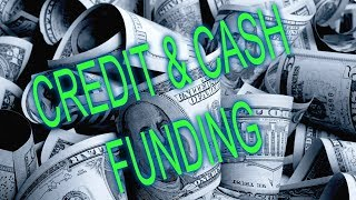 SUPER CREDIT FUNDING WITH CREDIT SCORE AS LOW AS 660