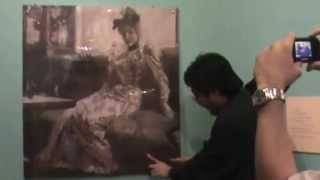 JUAN LUNA CODE Part 8/10 - THE 46 MILLION PESO PAINTING Lecture on the Parisian Life