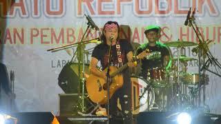 #LIVE ANAK RANTAU - Ray Peni & Band│Hiburan Rakyat Hut RI 73 di Buleleng