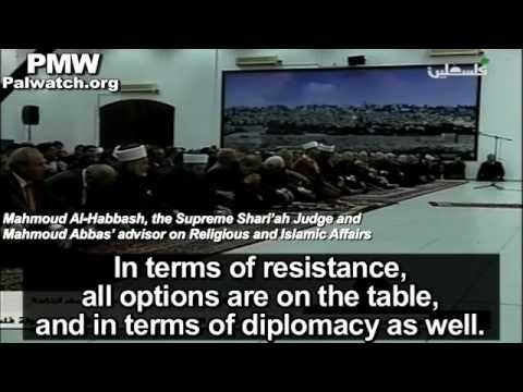 "Abbas' advisor: All of ""Palestine"" will ""return"" to Palestinians through ""resistance"""