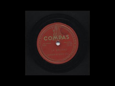 Mariachi De Miguel Diaz - La Culebra - Compas CA-1051