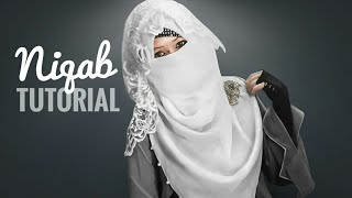 Video How To Wear Niqab and Hijab with Lace Scraf | Beautiful and Elegant niqab hijab style | Niqabee download MP3, 3GP, MP4, WEBM, AVI, FLV Mei 2018