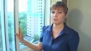 видео Системы остекления Slidors - остекление балкона и лоджий раздвижными окнами