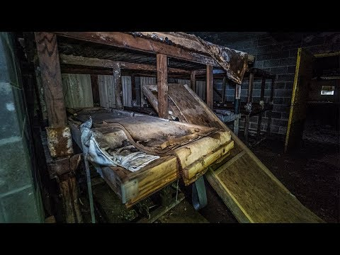 Abandoned Funeral Home | Embalming Equipment Left Behind!