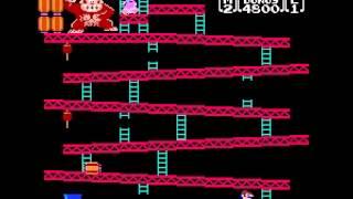Donkey Kong Classics - Donkey Kong Classics (NES / Nintendo) Playthrough - User video