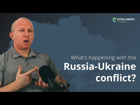 What's Happening With The Russia-Ukraine Conflict?