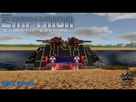 "Empyrion - Galactic Survival Alpha 5.0 Coop Multiplayer S03 EP15 ""Hydrogen Production Facility"""